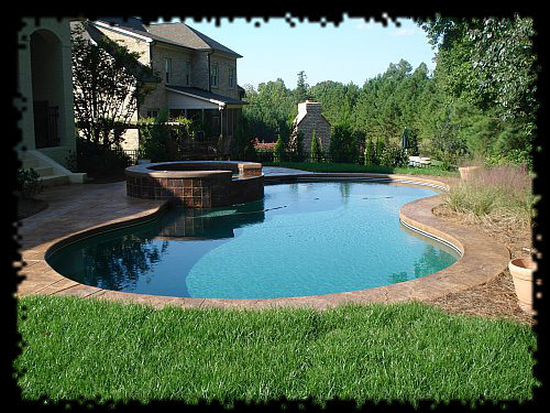 Swimming pool designs in raleigh 10 years experience for Pool design raleigh nc