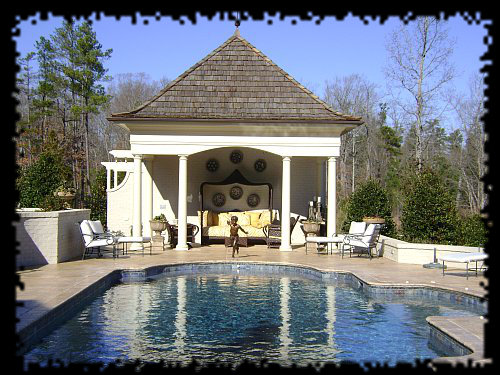 ⋆ Swimming Pool Designs In Raleigh ⋆ 48 Years Experience ⋆ Simple House With Swimming Pool Design