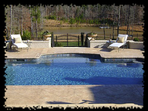 Swimming Pool Plaster : Swimming pool designs in raleigh ⋆ years experience