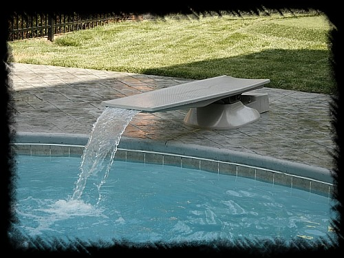 Swimming Pool Water Features ⋆ Custom Designed ⋆ Aquatic