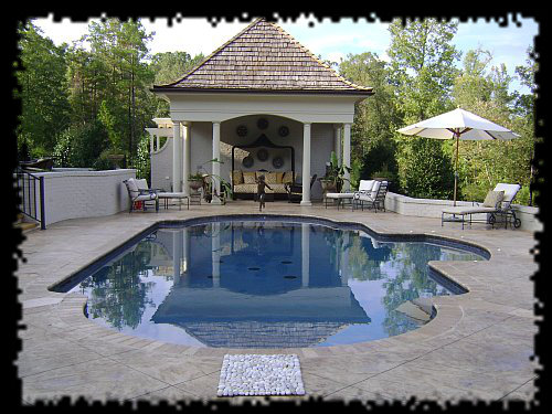 Custom swimming pool design aquatic creations inc by for Pool design inc